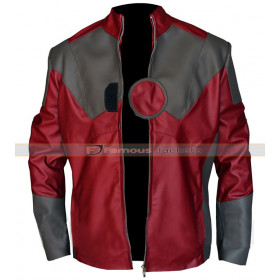 Avengers Age Of Ultron Iron Man (Tony Stark) Leather Jacket