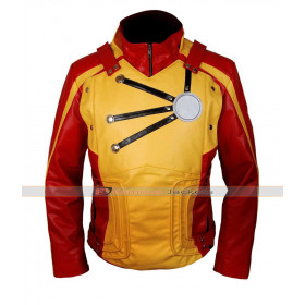 Legends of Tomorrow Firestorm Leather Jacket Costume