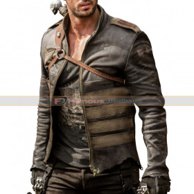 Christian Resident Evil Final Chapter William Levy Jacket