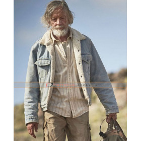 Scott Glenn The Leftovers Blue Jacket