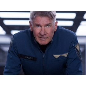 Star Wars VII - The Force Awakens Harrison Ford (Han Solo) Costume