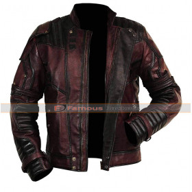 Star Lord Chris Pratt Avengers Infinity War Jacket