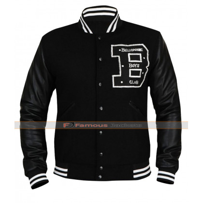 BBC Letter B Varsity Letterman Jacket