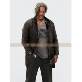 Detroit Become Human Clancy Brown Hank Anderson Jacket