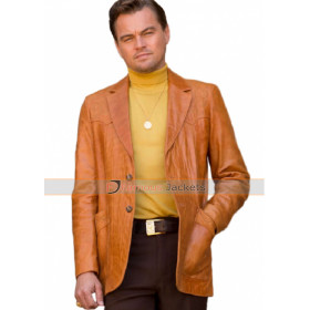 Leonardo DiCaprio Once Upon A Time In Hollywood Rick Dalton Jacket