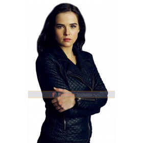 Vampire Academy Rosemarie Hathaway Zoey Deutch leather Jacket