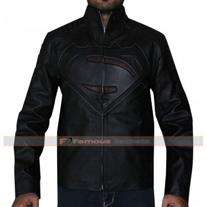 Superman vs Batman Logo Dawn of Justice Jacket