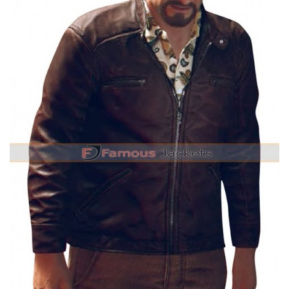 A Way Out Game Leather Jacket