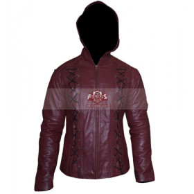 Arrow Season 3 Colton Haynes (Roy Harper) Jacket