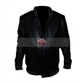 Spread Ashton Kutcher (Nikky) Bomber Jacket