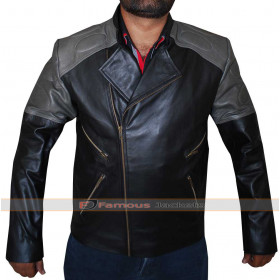 Hackers Jonny Lee Miller (Dade Murphy) Black Jacket