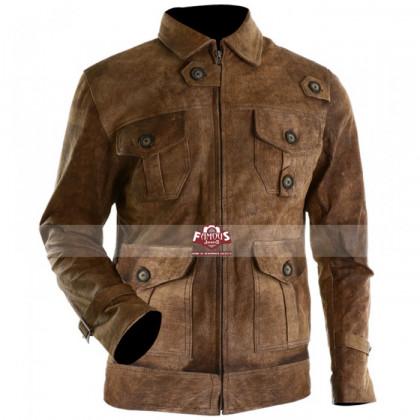 Jason Statham The Expendables 2 Lee Christmas Jacket