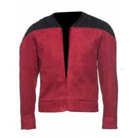 STAR TREK CAPTAIN PICARD NEXT GENERATION JACKET