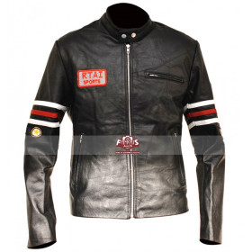 Dr Gregory House of MD (Hugh Laurie) Motorcycle Jacket