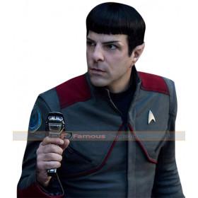 Star Trek Zachary Quinto Beyond Cotton Jacket