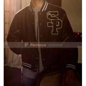 Cloak & Dagger Tyrone Johnson (Aubrey Joseph) Varsity Jacket