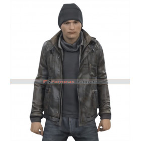 Detroit Become human Connor RK800 Hoodie Jacket