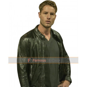 This Is Us Kevin Pearson Justin Hartley Leather Jacket