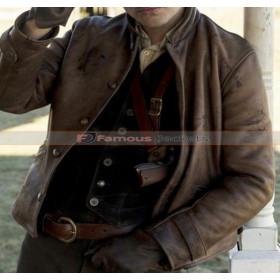 Damnation Marshall-Green Creeley Turner Logan Brown Leather Jacket