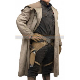 A Star Wars Story Beckett Solo Woody Harrelson Cotton Coat