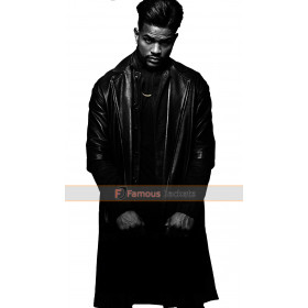 SuperFly Youngblood Priest Trevor Jackson Trench Coat