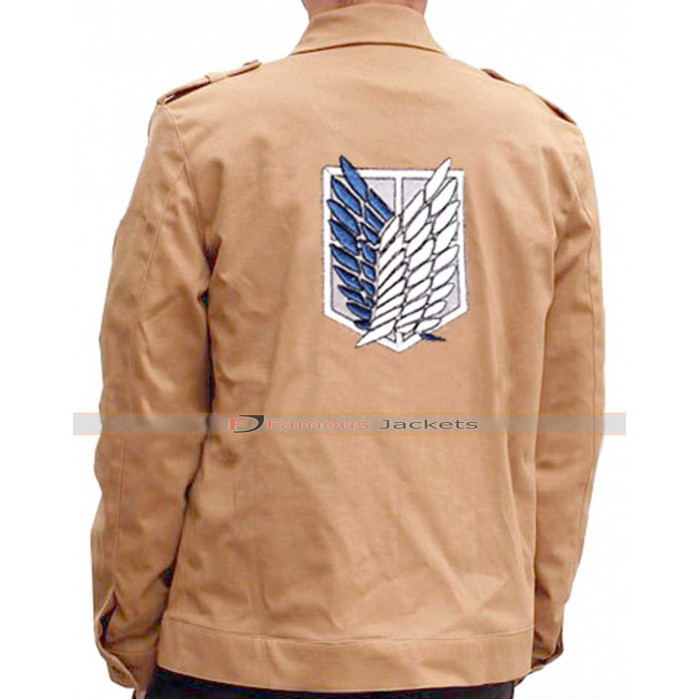 attack on titan scouting legion jacket. Black Bedroom Furniture Sets. Home Design Ideas