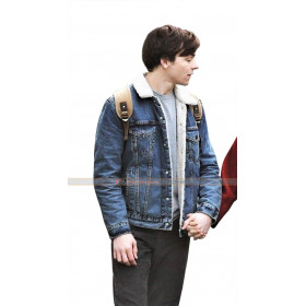 Ross Lynch The Chilling Adventures Of Sabrina Denim Jacket