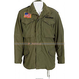 Sylvester Stallone First Blood Commando Jacket