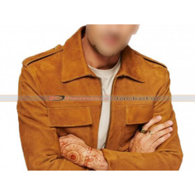 Tan France Queer Eye Leather Jacket