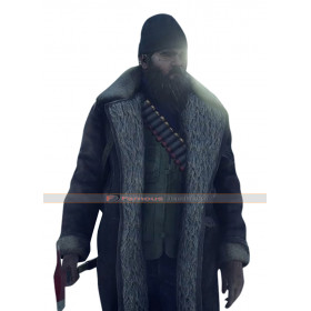 World War Z Exterminator Fur Jacket