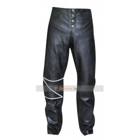 The Crow Brandon Lee (Eric Draven) Leather Pants