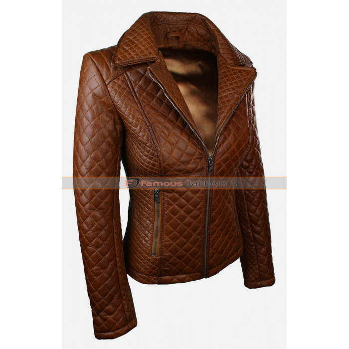 Plus Size 1X Quilted Knit Jacket w/ Faux Leather Trim Brown. Sold by Phoenix Trading Company. $ Lands' End Women's Plus Petite Size Print Quilted Barn Insulated Jacket. Me Jane Women's Plus Quilted Jacket. Sold by Sears. $ $ Alfani Women's Faux Leather Quilted Jacket.