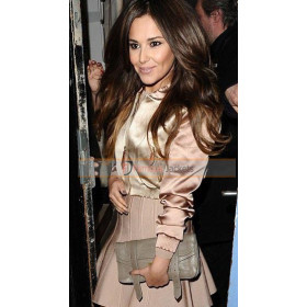 Cheryl Cole Girlie Theatre Satin Jacket
