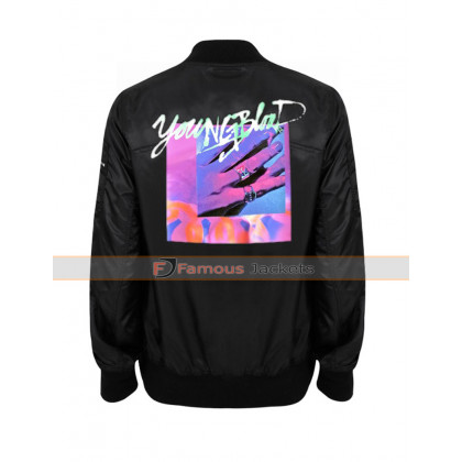 5SOS Michael Clifford Young Blood Jacket