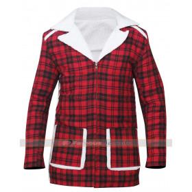Deadpool Ryan Reynolds Shearling Coat
