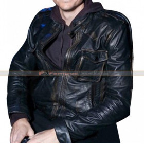 Linkin Park Chester Bennington Leather Jacket