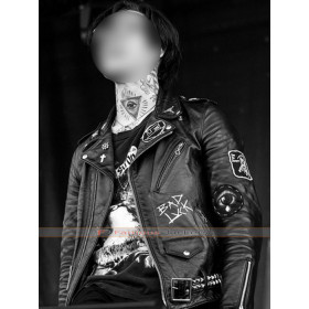 Jesse Rutherford The Neighbourhood Bad Luck Jacket