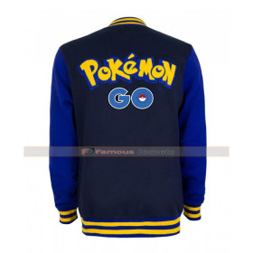 Pokemon Go Varsity Jacket For Sale