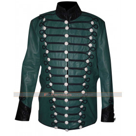 Sharpe's Rifles 95th Sean Bean Green Military Jacket