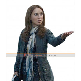 Thor The Dark World Natalie (Portman) Jane Foster Jacket