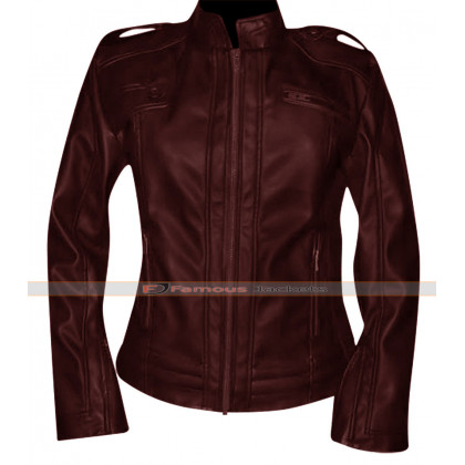 Sophia Bush Chicago P.D. Erin Lindsay Jacket