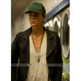 Dark Places Charlize Theron (Libby Day) Leather Jacket