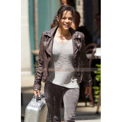 Letty 'Ortiz' Toretto Fast and Furious 8 Michelle Rodriguez Jacket