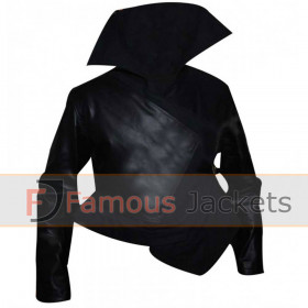 The Hunger Games Catching Fire Katniss Everdeen Black Jacket