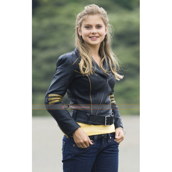 Rose McIver Power Rangers RPM Summer Landsdown Jacket