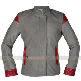 Star Wars Force Awakens Finn Jacket For Women