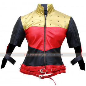 Injustice Harley Quinn Cosplay Costume Jacket