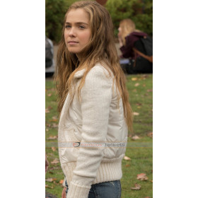 Krista Edge of Seventeen White Jacket