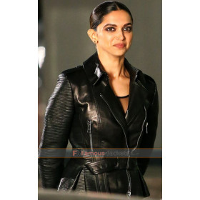 Serena Unger XXX Return of Xander Cage Black Jacket
