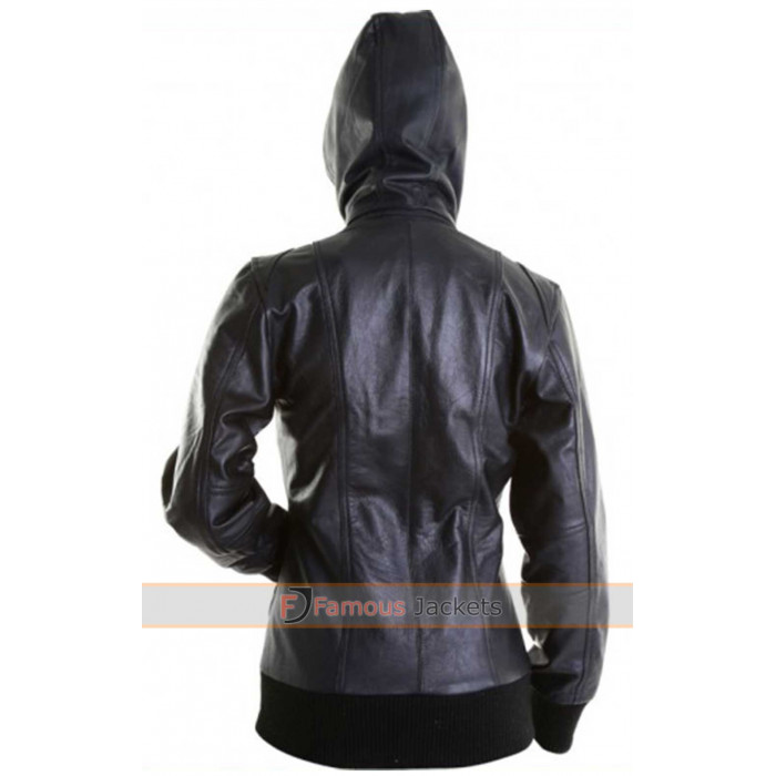 leather jackets for women with hood priletaicom
